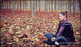 """室外摄影 """"秋天的童话"""""""