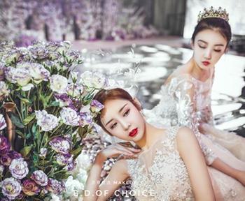 2018新乡模特礼仪受邀参加婚博会